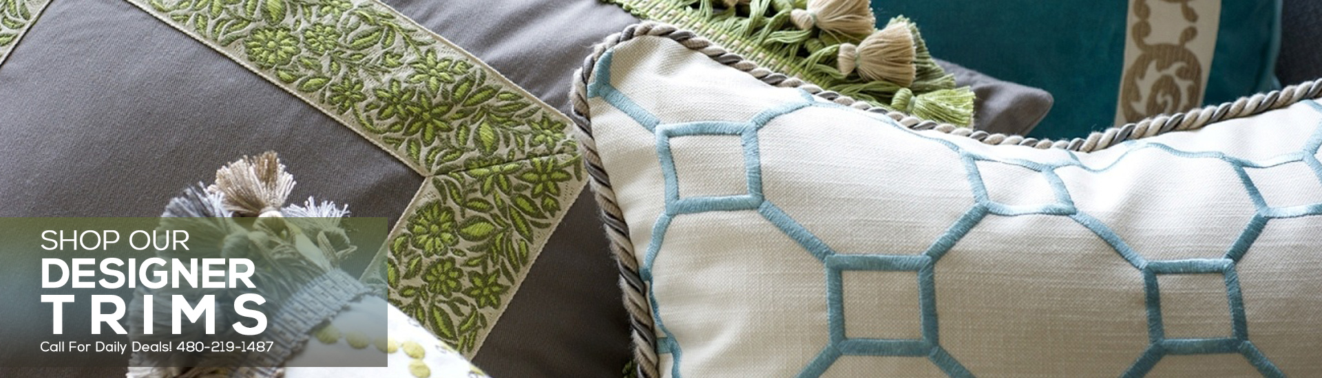 Trim Can Add That Perfect Finishing Touch To Any Quilting Home Decor Or Upholstered Piece Window Decoration From The Simplest Cord Most