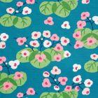 177481 Saku Peacock Schumacher Fabric