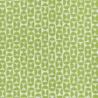 177362 Mezza Luna Leaf Schumacher Fabric