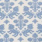 177300 Regalia Blue Schumacher Fabric