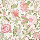 177371 Arborvitae Pink Leaf Schumacher Fabric