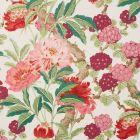 177392 Enchanted Garden Fuchsia Schumacher Fabric