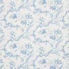 177400 Toile De Fleurs Delft Schumacher Fabric