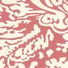 Quadrille San Marco Reverse Tomato on Off White 2335-30WP Wallpaper