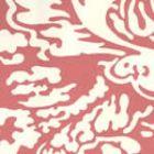 Quadrille San Marco Reverse New Shrimp on Off White 2335-31WP Wallpaper