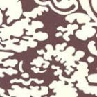 Quadrille San Marco Reverse Brown on Off White 2335-34WP Wallpaper
