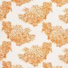 175366 Great Barrier Reef Orange Schumacher Fabric