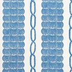 177780 Coralline Blue Schumacher Fabric