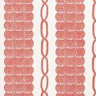 177783 Coralline Red Schumacher Fabric