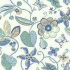 EB2003 Sea Floral York Wallpaper