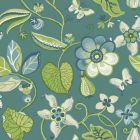 EB2006 Sea Floral York Wallpaper