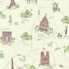 WK6830 Tres Chic York Wallpaper