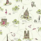 WK6831Tres Chic York Wallpaper