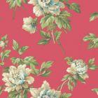 BA4613 Document Floral York Wallpaper