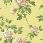 BA4614 Document Floral York Wallpaper