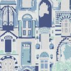 CE3914 Knock, Knock York Wallpaper