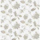 2657 22209 Georgette Haze Jacobean Brewster Wallpaper