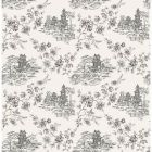 2657-22223 Laure Ink Toile Brewster Wallpapers