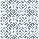 2657-22238 Gigi Navy Geometric Brewster Wallpapers