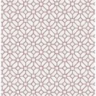 2657-22241 Gigi Plum Geometric Brewster Wallpapers