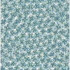 2657-22224 Allison Blue Floral Brewster Wallpapers
