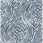 2763-24205 Splendid Blue Animal Print Brewster Wallpaper