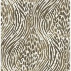 2763-24203 Splendid Brown Animal Print Brewster Wallpaper