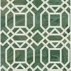 2763-24244 Daphne Green Trellis Brewster Wallpaper