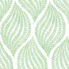 2656 004061 Arboretum Green Leaves Brewster Wallpaper