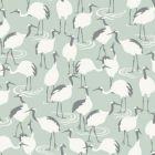 DR6356 Winter Cranes York Wallpaper