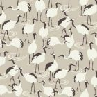 DR6358 Winter Cranes York Wallpaper