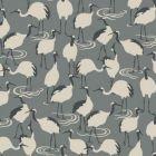DR6359 Winter Cranes York Wallpaper