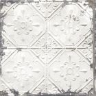 2701-22305 Tin Ceiling White Distressed Tiles Brewster Wallpaper