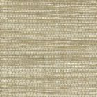 2732-80044 CAVITE Beige Grasscloth Brewster Wallpaper