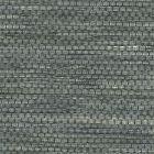 2732-80042 COTABATO Blue Grasscloth Brewster Wallpaper