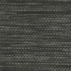 2732-80050 COTABATO Charcoal Grasscloth Brewster Wallpaper
