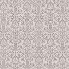 492-2006 Abelle Mauve Damask Swirl Brewster Wallpaper