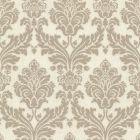 492-2112 Hughes Brass Royal Damask Brewster Wallpaper