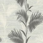 PS40300 AWAY ON HOLIDAY Black Palm Brewster Wallpaper