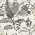 PS41800 MAUI White Botanical Brewster Wallpaper