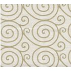 HC1470L-07M MEDITATION Gold Metallic on Oyster Quadrille Fabric