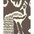 2430-48WP BALI II Brown,Beige Quadrille Wallpaper