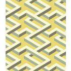 105/1005-CS LUXOR Green Cole & Son Wallpaper