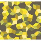 105/2012-CS PUZZLE Yellow And Black Cole & Son Wallpaper