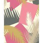 105/8038-CS DECO PALM Pink Cole & Son Wallpaper