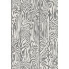 107/1003-CS ZEBRAWOOD Black White Cole & Son Wallpaper