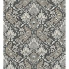 108/8043-CS PUSHKIN Charcoal Cole & Son Wallpaper