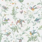 112/4016-CS HUMMINGBIRDS Pastel Cole & Son Wallpaper