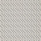BW45082-4 BOXWOOD TRELLIS Charcoal Bronze GP & J Baker Wallpaper