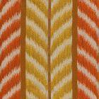 030023T CAROUSEL Inca Gold Terracotta Quadrille Fabric